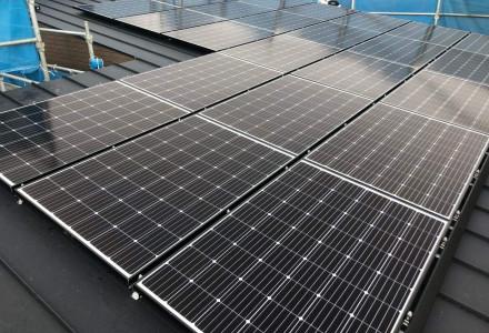 家計に優しく、災害時も安心な太陽光6kw超搭載