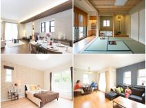 内装の印象を決める「壁の基礎知識」と、空間をフレキシブルに利用できる「仕切りのアイデア」