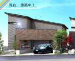 【建築中】刈谷今川 №34区画モデルハウス