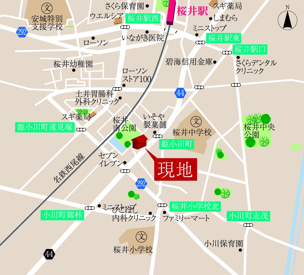 日本、〒444-1162 愛知県安城市小川町御林60
