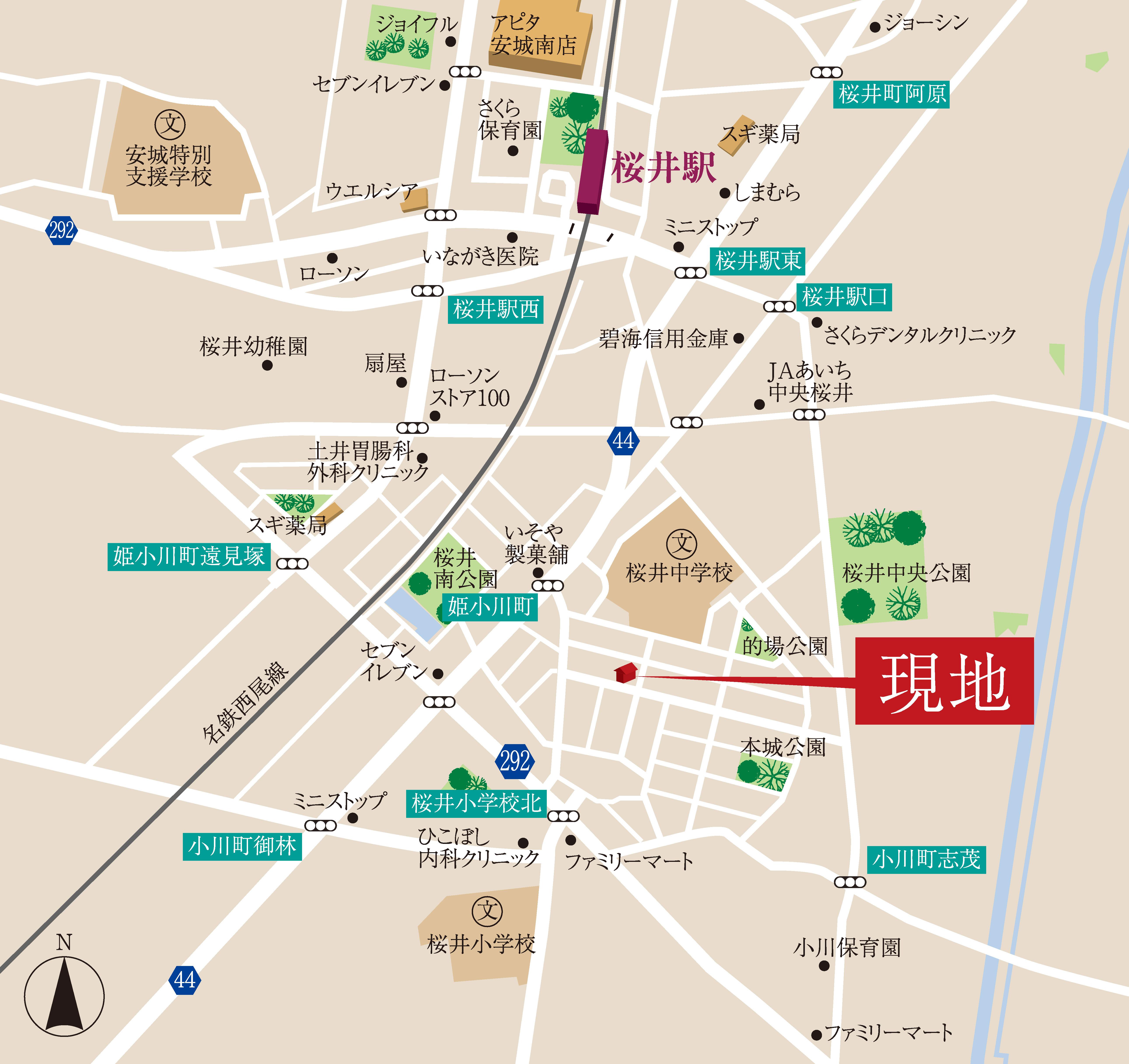 日本、〒444-1162 愛知県安城市小川町的場丘3−7
