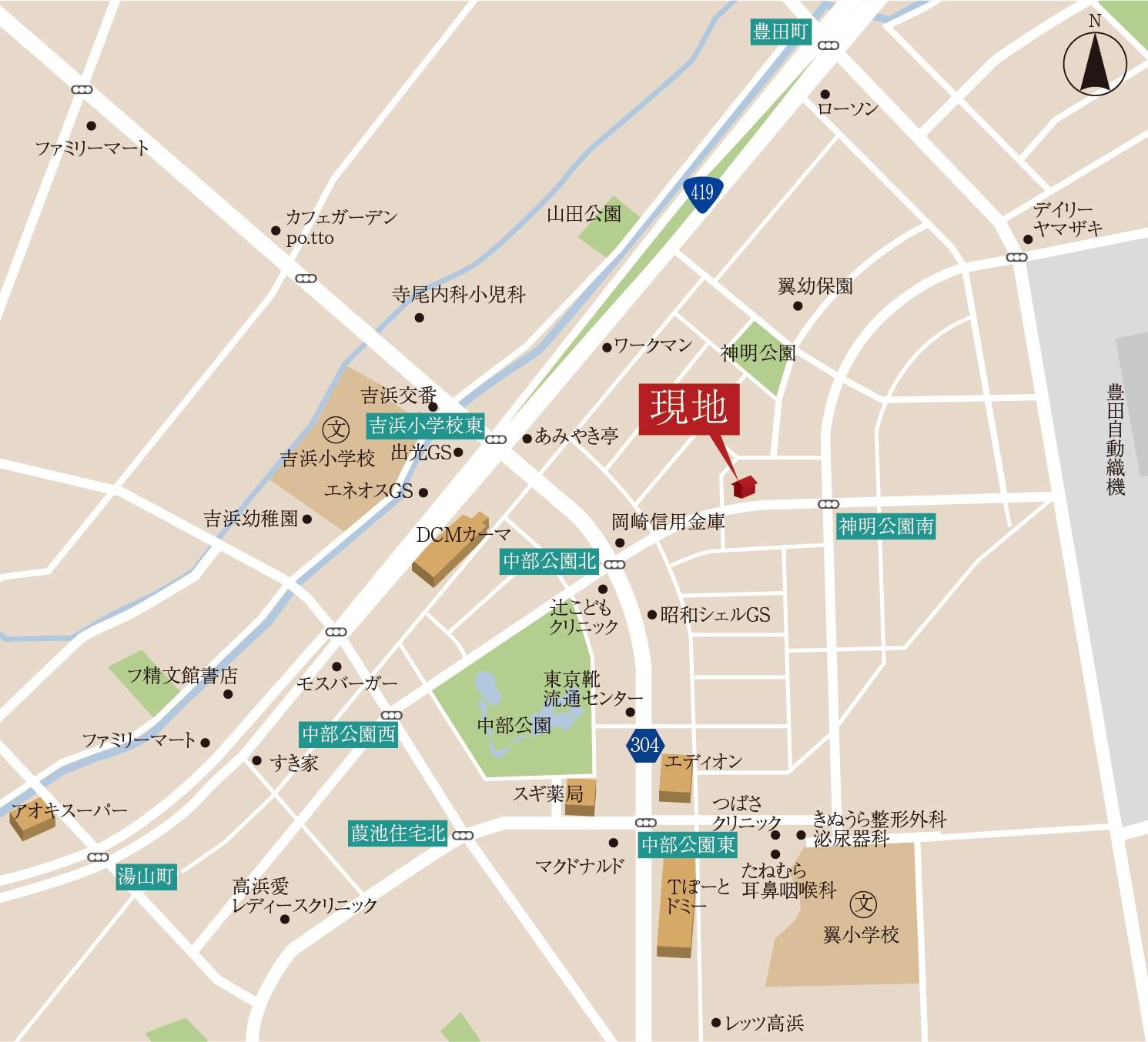 日本、〒444-1305 愛知県高浜市神明町2丁目13−2