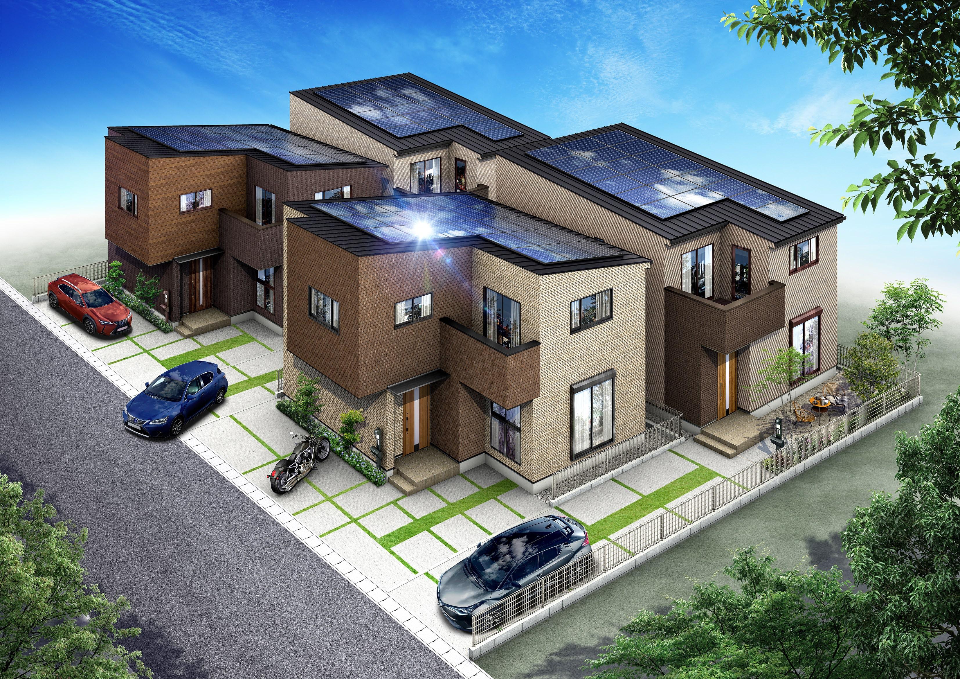 安城市モデルハウス