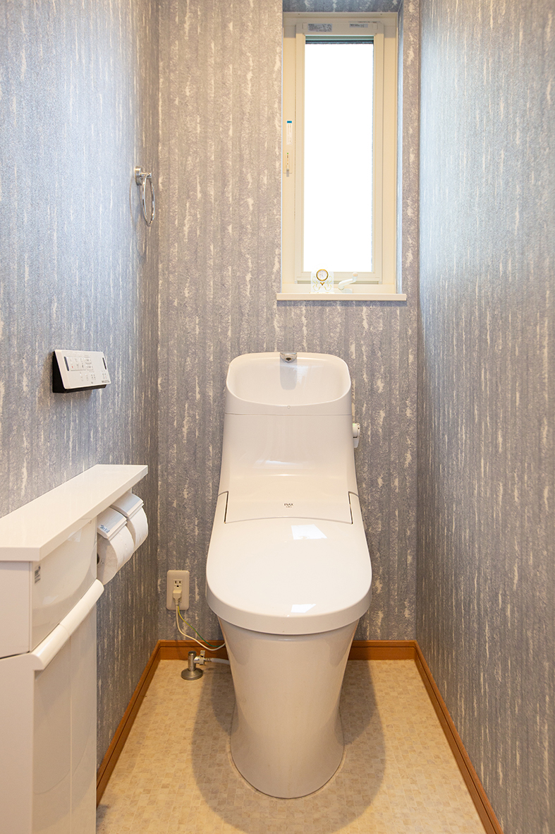 二世帯住宅_トイレ