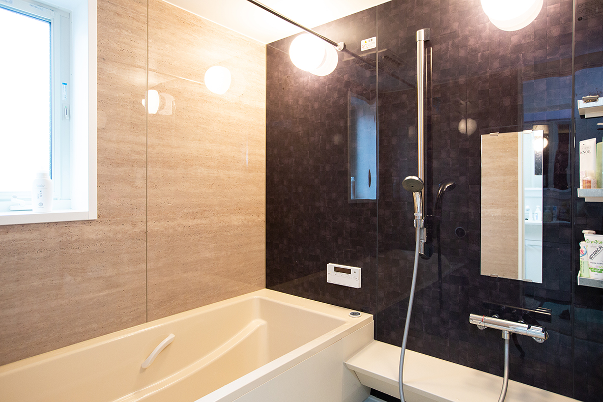 浴槽自動洗浄